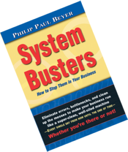 System Busters - ISO - Six Sigma - E-myth