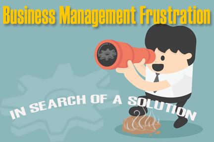 Business Management Frustrations