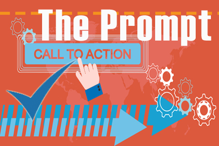 checklist prompt call to action