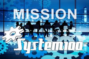 System100 Mission