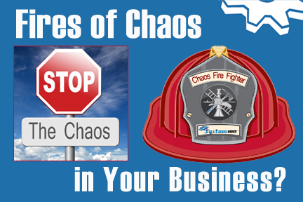 chaos in business