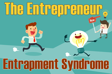 Entrepreneur Entrapment Syndrome