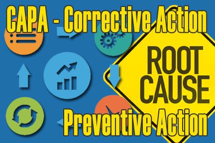 CAPA Corrective Action Preventive Action