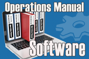 Operations Manual Software