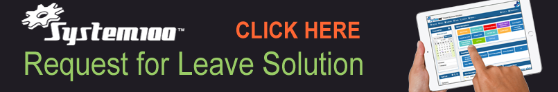 leave request demo banner