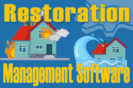 Restoration Management Software