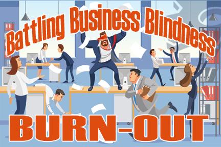 business blindness