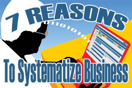 systematize small business