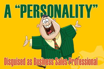 business sales professionals