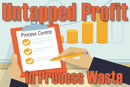 Untapped Profit in Process Waste