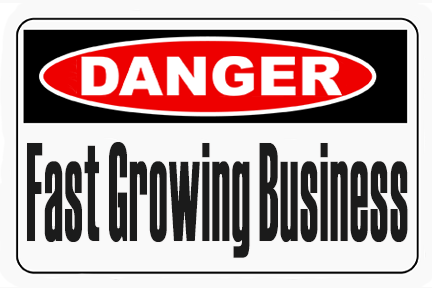 fast growing business