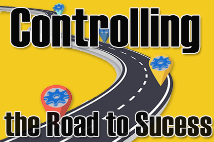 Controlling the Road to Sucess